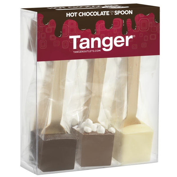 Hot Chocolate on a Spoon Gift Set - 6 Pack