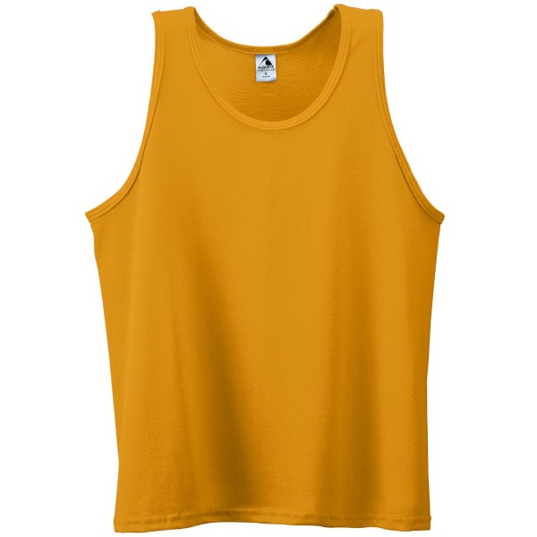 Adult Poly/Cotton Athletic Tank