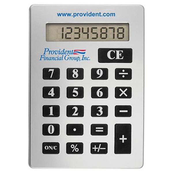 Oversized Calculator
