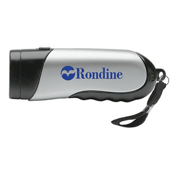 Ergonomic LED Flashlight