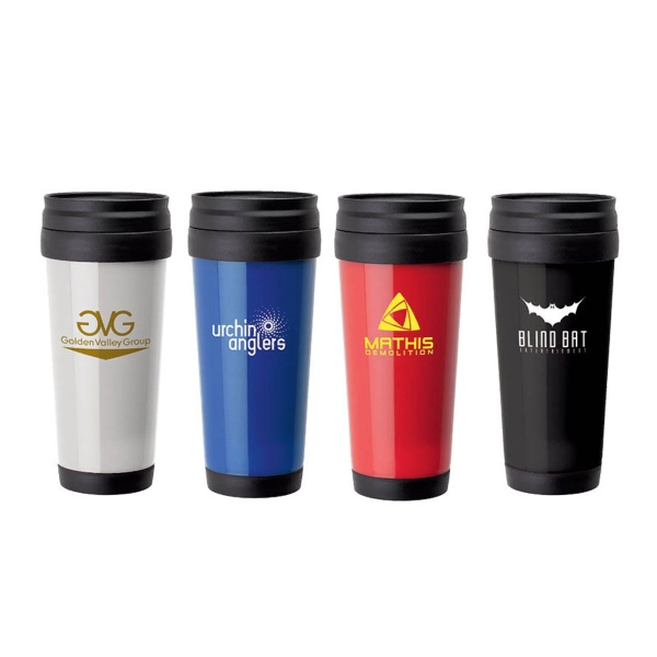 16 oz Double Wall PP Tumbler
