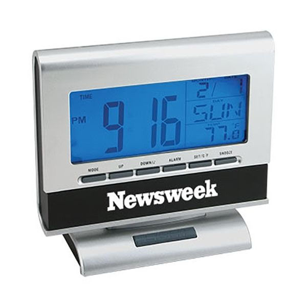 Multi Function Alarm Clock and Calendar