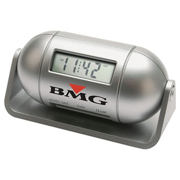 Pill Shaped Alarm Clock