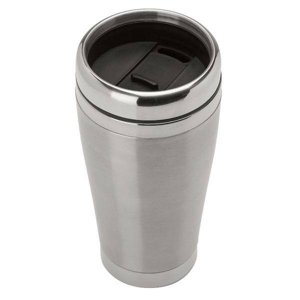 16 oz. Double wall steel tumbler