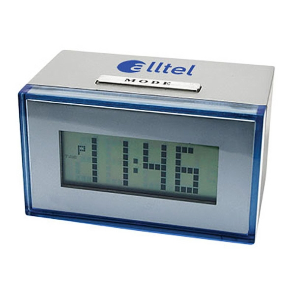 Dot Matrix Multi Function Alarm Clock