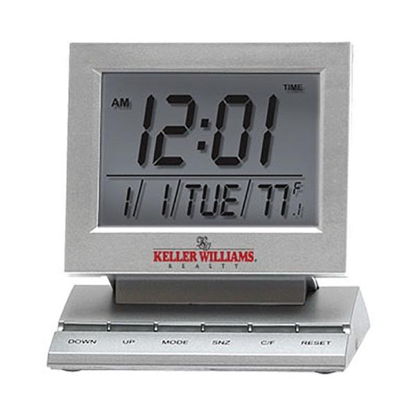 Computer Monitor Style Alarm Clock