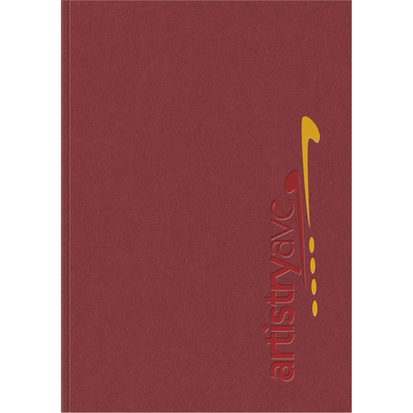 Color Fleck Flex - Medium Note Book