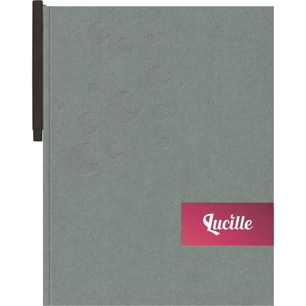 Color Fleck Flex - Large Note Book