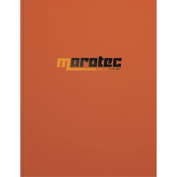 Smooth Matte Flex Perfect Book - Large Note Book