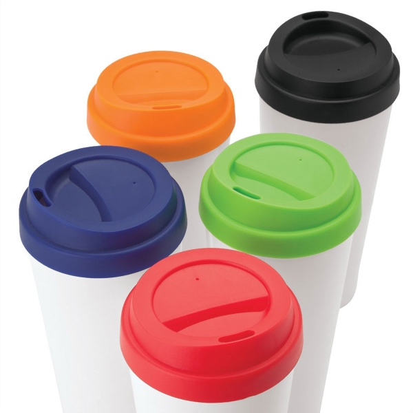 18 oz. Double Wall Polypropylene Tumbler