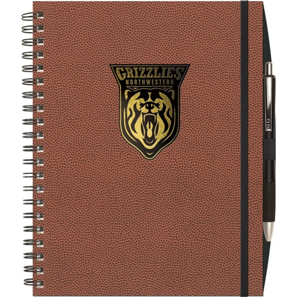 Sports Books - Large Note Book