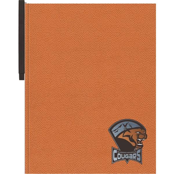 Sports Flex - Large Note Book