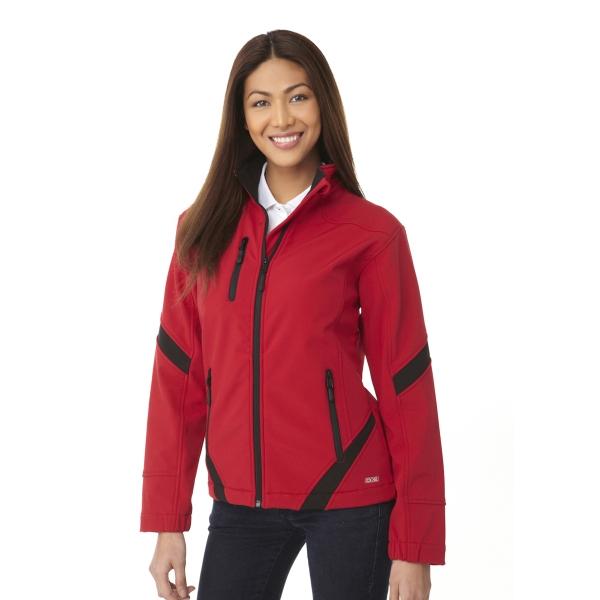 Ladies Lightweight Softshell Jacket
