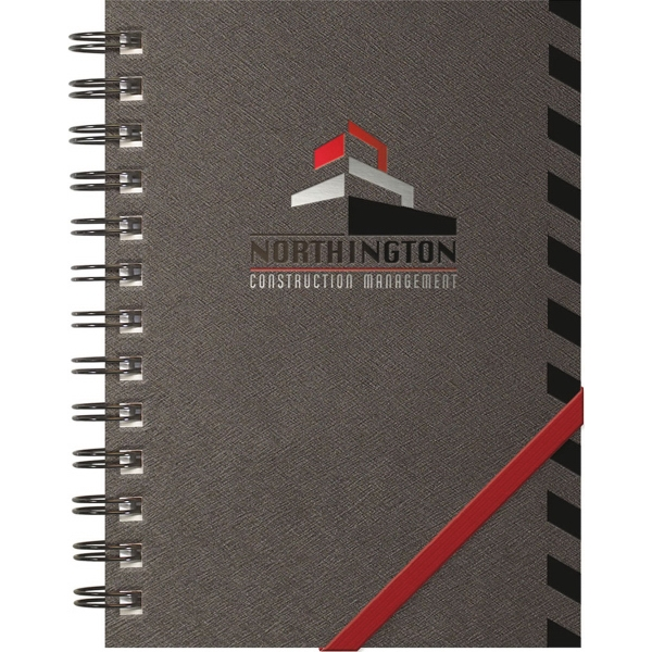 Techno Metallic Journals - Note Pad