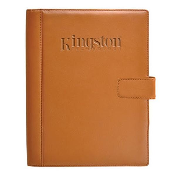 Leather Writing Pad Desk Folder