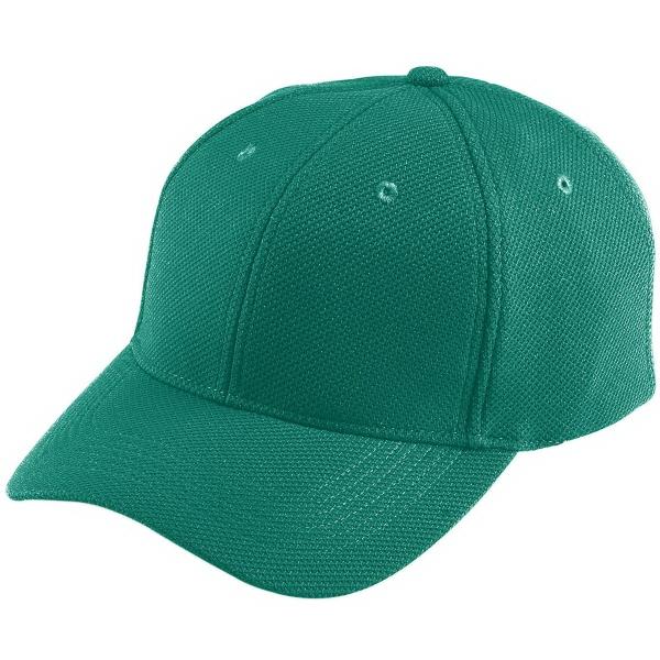 Youth Adjustable Wicking Mesh Cap