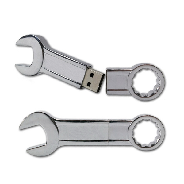 Token-USB Flash Drive (Wrench)