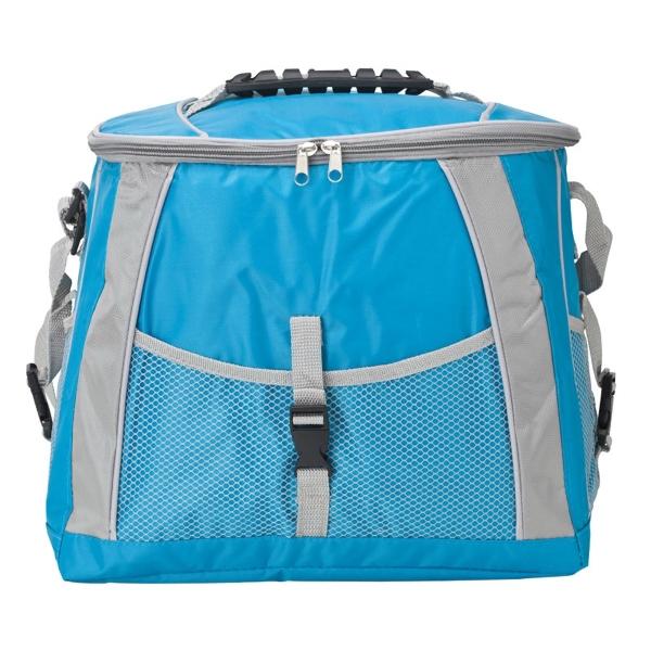 21 liter cooler bag with PEVA lining