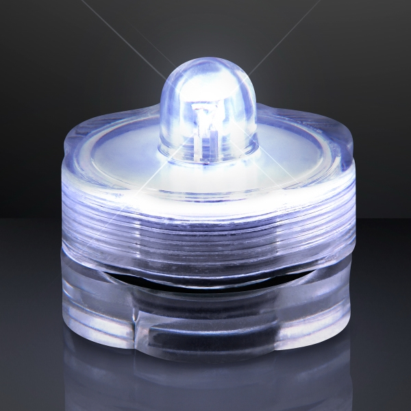 Submersible LED lights for special events