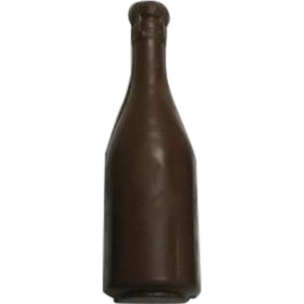 Chocolate Champagne Bottle Medium
