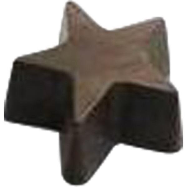 Chocolate Star Tall Medium