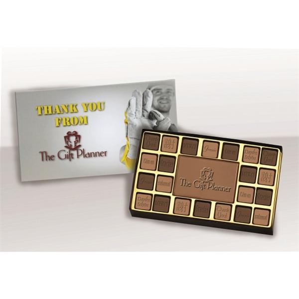 45 Piece Chocolate Gift Planner Assortment