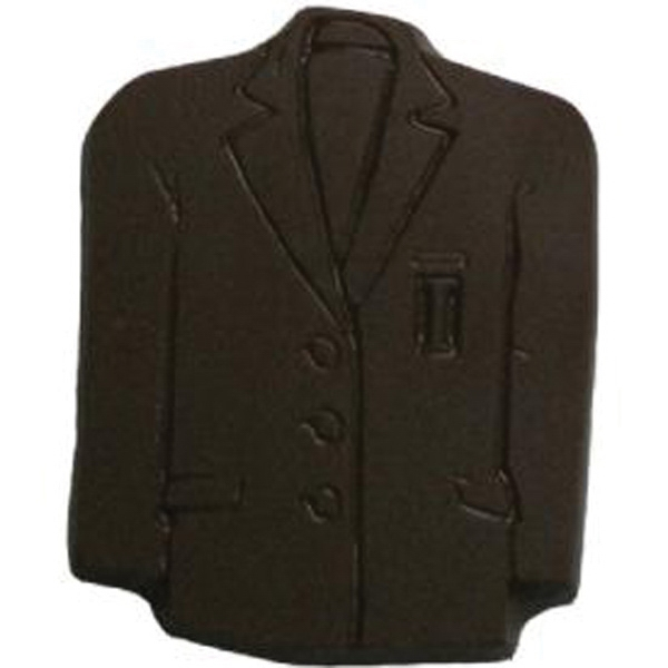 Chocolate Suit Coat Or Blazer