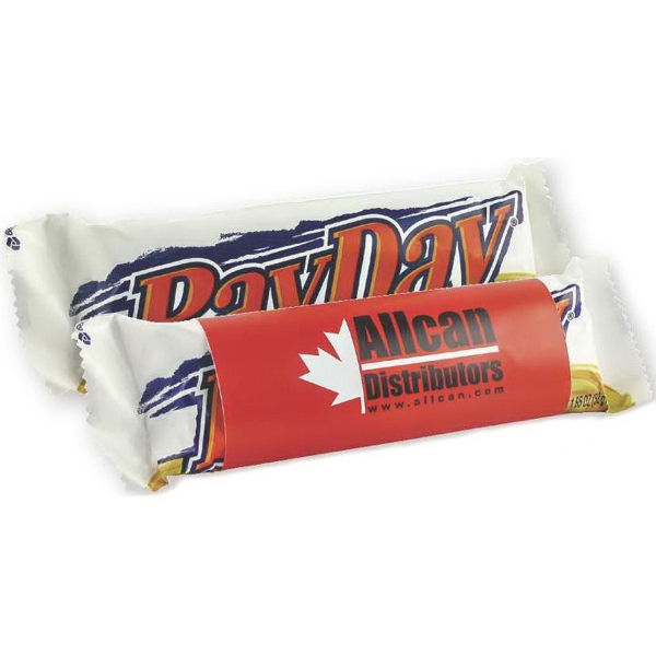 Overwrapped PayDay® Candy Bar