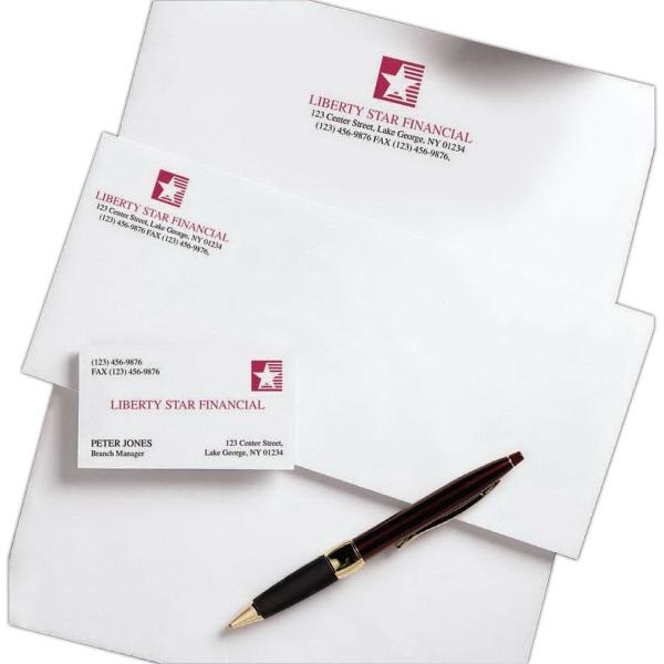Letterhead, Second Sheet, Blank, Premium
