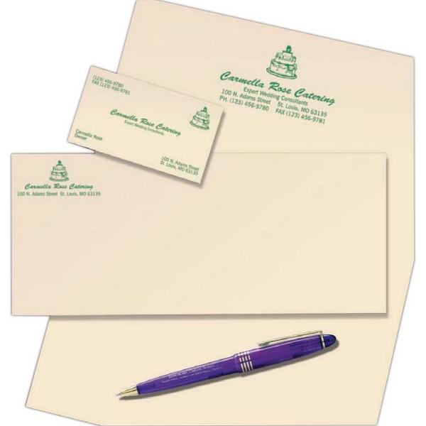 Letterhead Second sheet, Value, blank