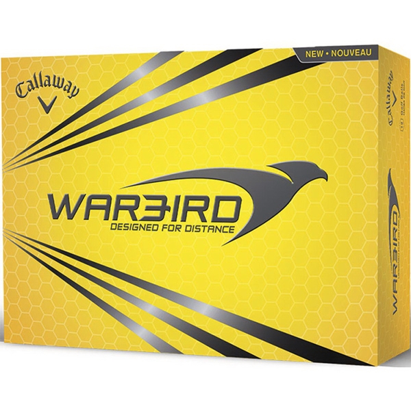 Callaway (R) HEX Warbird (R) Golf Ball Std Serv