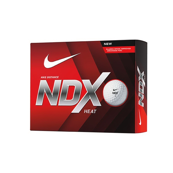 Nike (R) NDX Heat Golf Ball