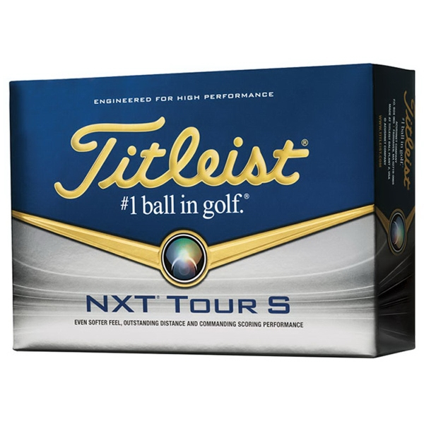 Titleist (R) NXT (R) Tour S Golf Ball Std Serv