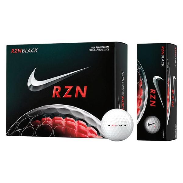 Nike (R) RZV Black Golf Balls