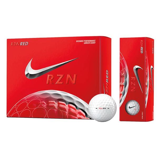 Nike (R) RZV Red Golf Balls