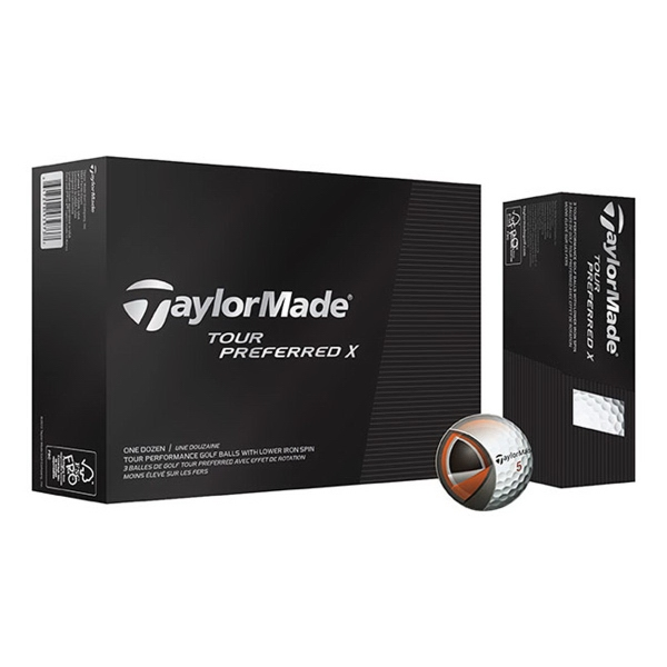 TaylorMade (R) Tour Preferred X Golf Balls