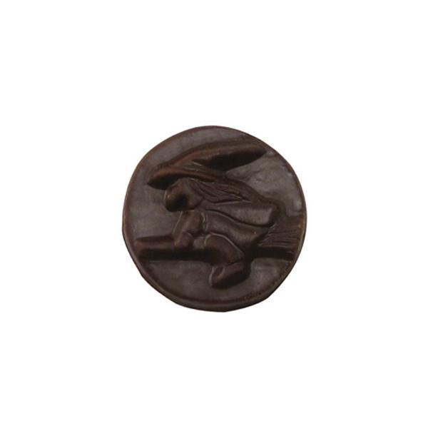 Chocolate Halloween Coins Large
