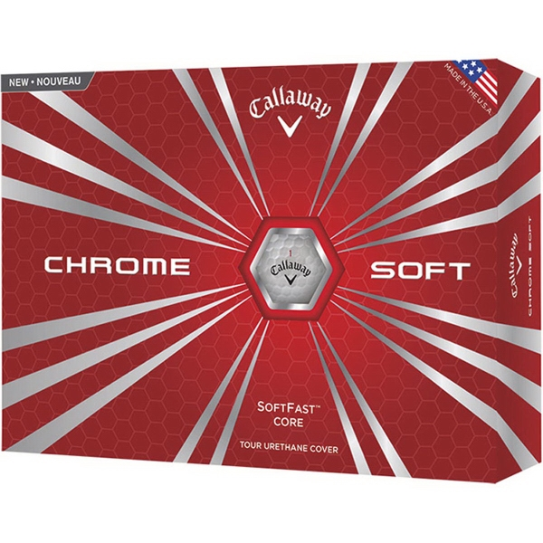 Callaway (R) Chrome Soft Golf Balls