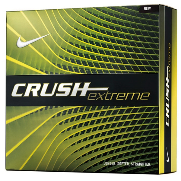 Nike (R) Crush Extreme 16 ball pack Golf Balls