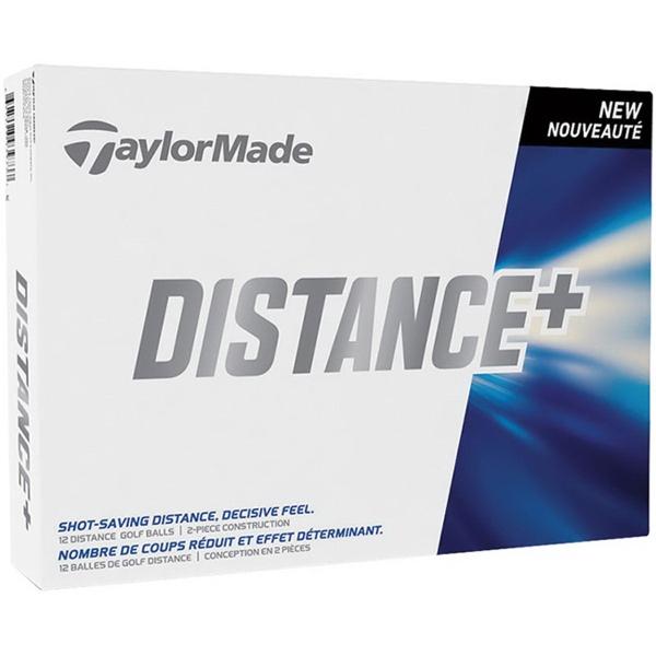 TaylorMade (R) Distance + Golf Balls