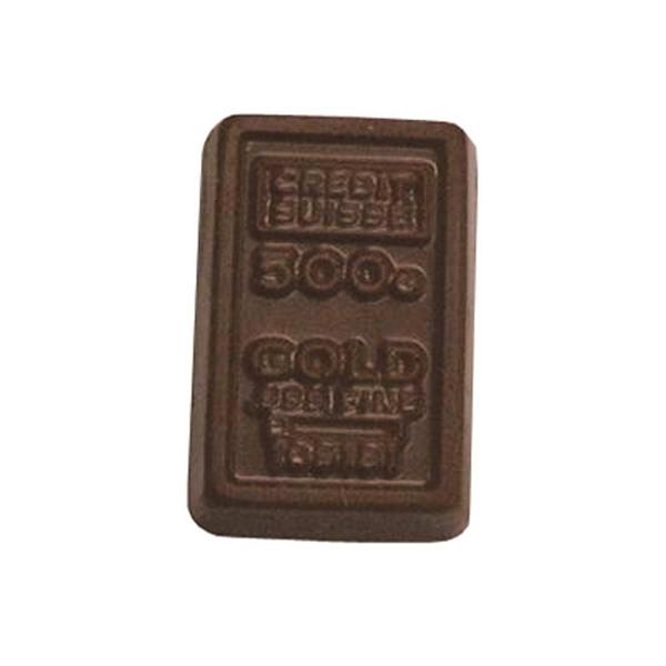 Chocolate Gold Brick Small
