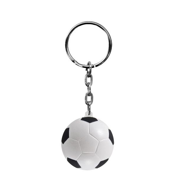Foam Key Chain-Soccer Ball