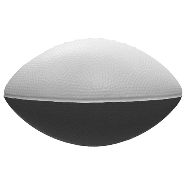 Two-Toned Foam Football (Full color Process)