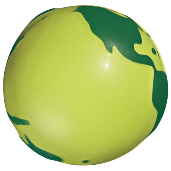 Eco-Friendly Foam Stress Reliever Ball-Globe
