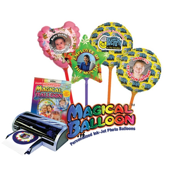 Star Magical Balloon 10 Packs