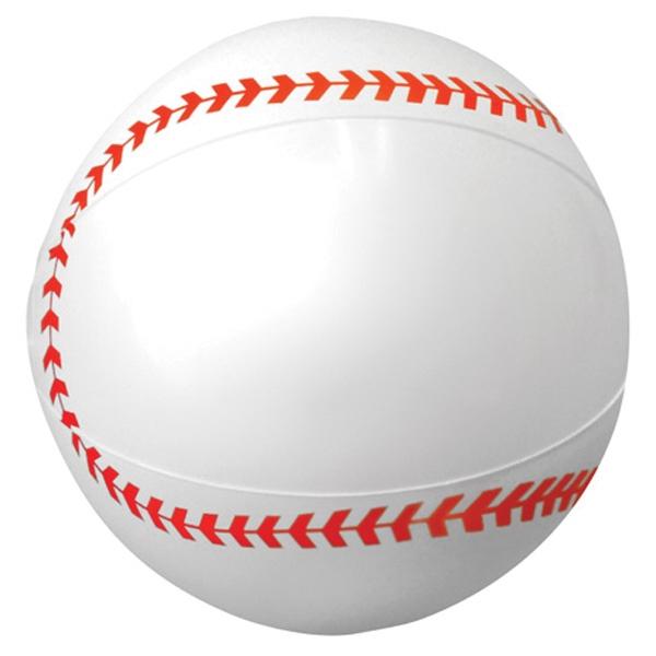 """16"""" Sport Beach Ball-Baseball"""
