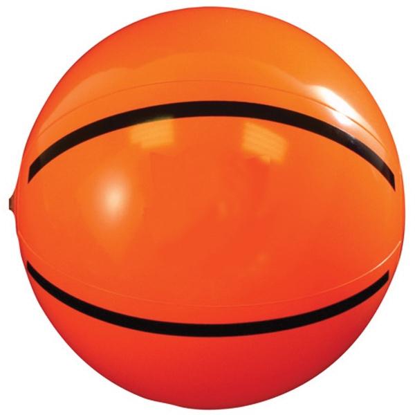 """16"""" Sport Beach Ball-Basketball"""