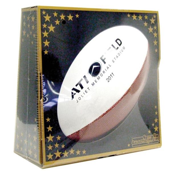 Wilson (R) Full Size Signature Football