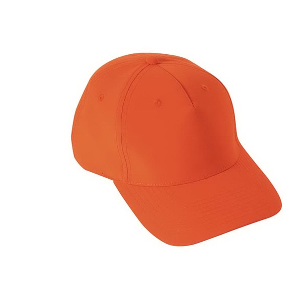 5-panel Structured Low Crown Cap