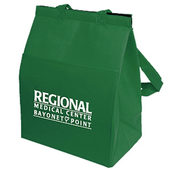 ARCTIC INSULATED NON-WOVEN COOLER TOTE